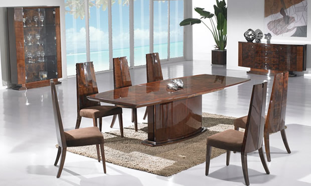 Beautiful Designer Dining Furniture Designer Dining Room Furniture Prepossessing Modern And Stylish