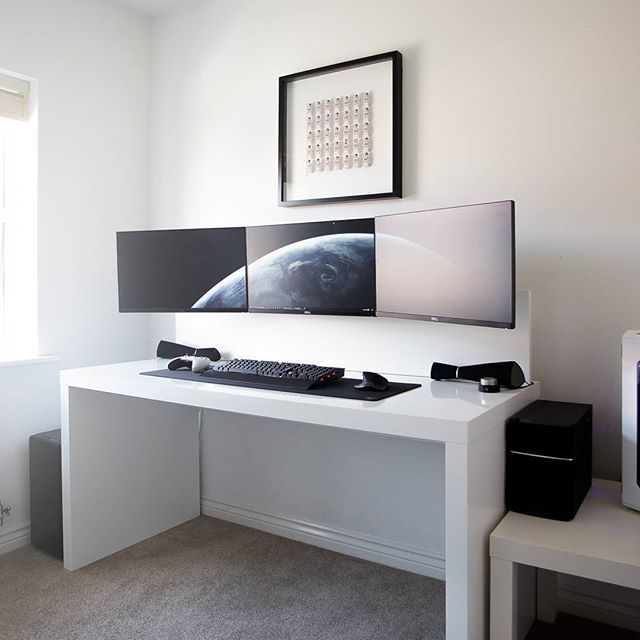Beautiful Desk Setup Ideas Best 25 Desk Setup Ideas On Pinterest Computer Setup Pc Gaming