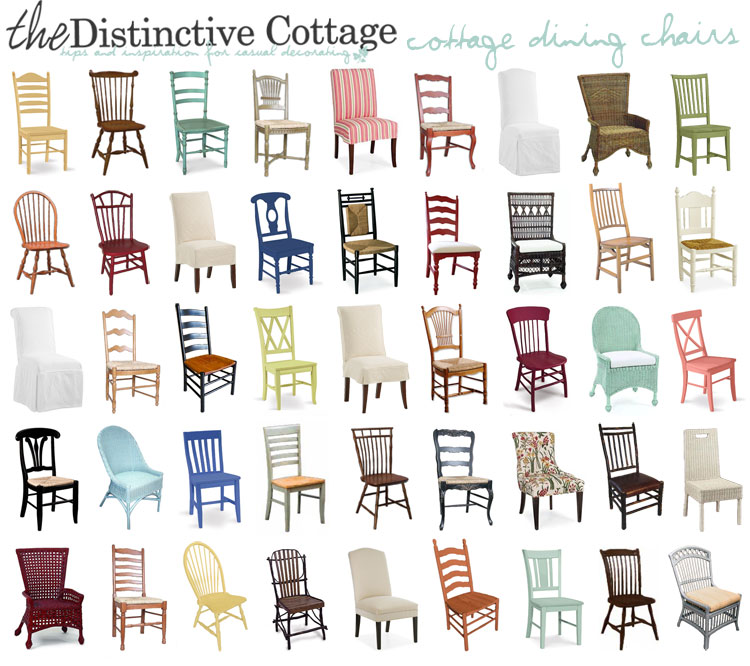 Beautiful Dining Chair Styles Cottage Dining Chairs Style Board 90 Colors Styles