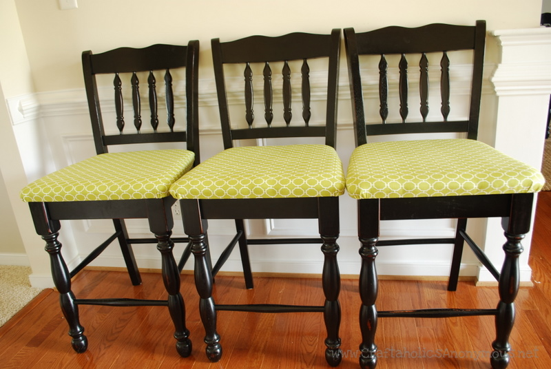 Beautiful Dining Room Chair Seats How To Upholster A Chair