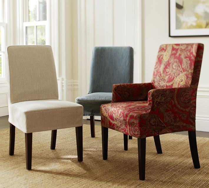 Beautiful Dining Room Chairs Arms Slipcovers For Dining Room Chairs With Arms 5542