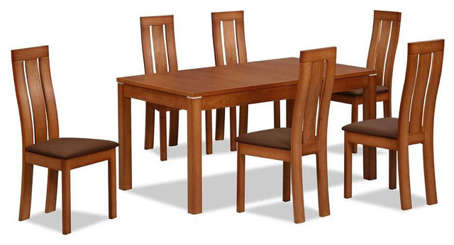 Beautiful Dining Table And Chair Set Extendable Designer Table And Chairs Set Modern Dining Tables