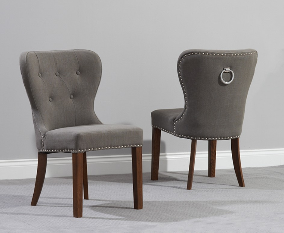 Beautiful Fabric Dining Chairs With Black Legs Dining Room Gray Fabric Chairs Grey Uk Black Legs Upholstered With