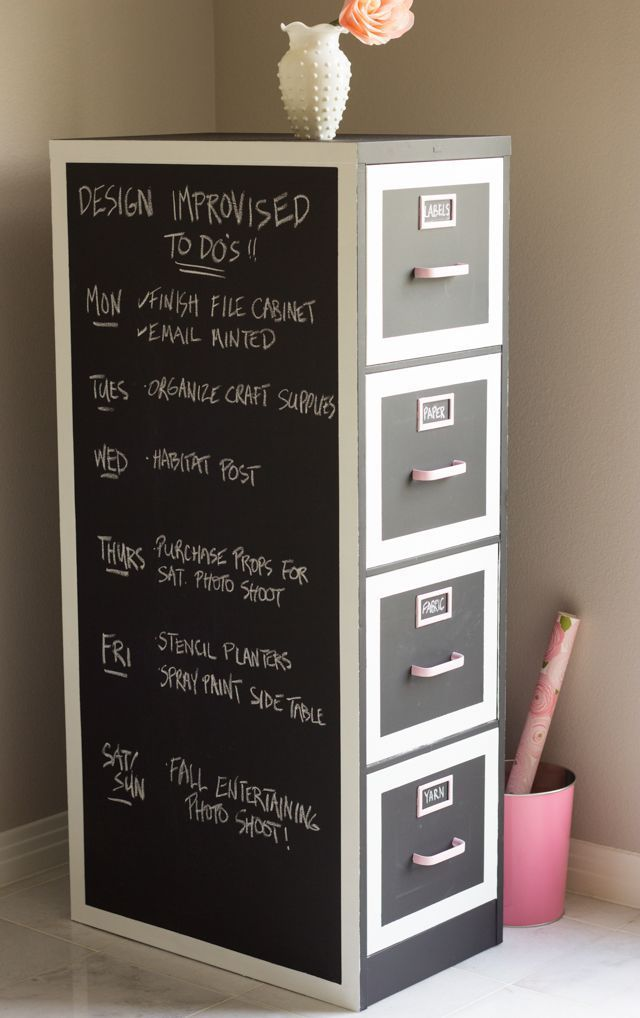 Beautiful Filing Cabinets For Home Use 55 Best Redo Those File Cabinets Images On Pinterest Filing