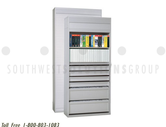 Beautiful Filing Cabinets For Small Spaces Slim High Density Lateral File Storage Small Space Side Side