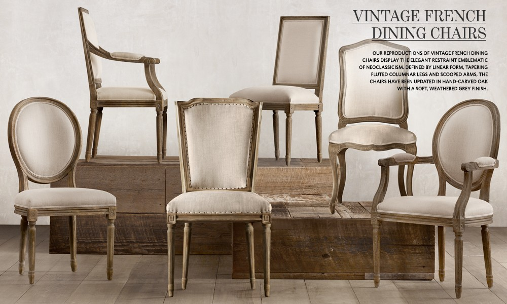Beautiful French Dining Chairs Adorable Restoration Hardware Dining Chairs Design Restoration