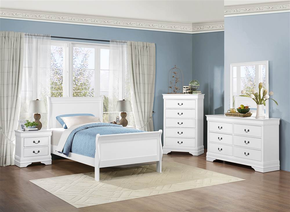 Beautiful Full Bed And Dresser Set Bedroom Sets Walmart