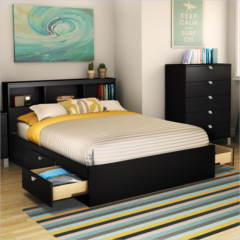 Beautiful Full Bed And Frame Smart Ideas Full Bed Frame With Storage Modern Storage Twin Bed