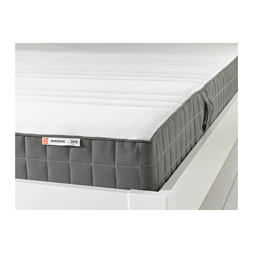 Beautiful Full Size Foam Mattress Ikea Morgedal Foam Mattress Twin Firmdark Gray Ikea