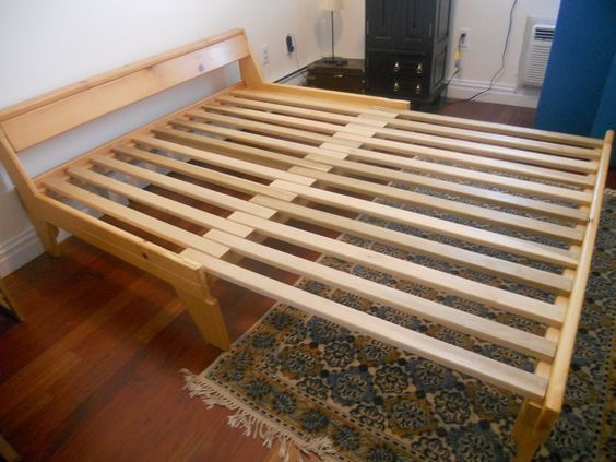 Beautiful Futon Bed And Frame Best 25 Futon Frame Ideas On Pinterest Pallet Futon Wood Futon