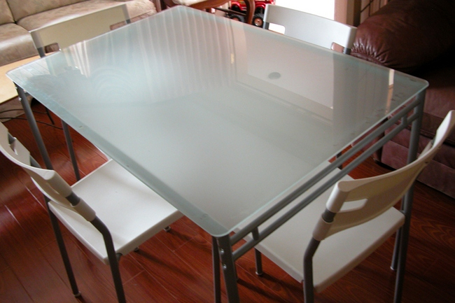 Beautiful Glass Topped Tables And Chairs Ikea Ikea Glass Top Dining Table Dining Table Ikea Ingatorp Extendable