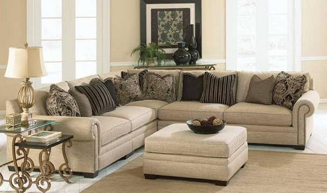 Beautiful Grey Sectional Couch Ashley Furniture Sectional Sofa Design Detachable Pieces Modern Design Motif