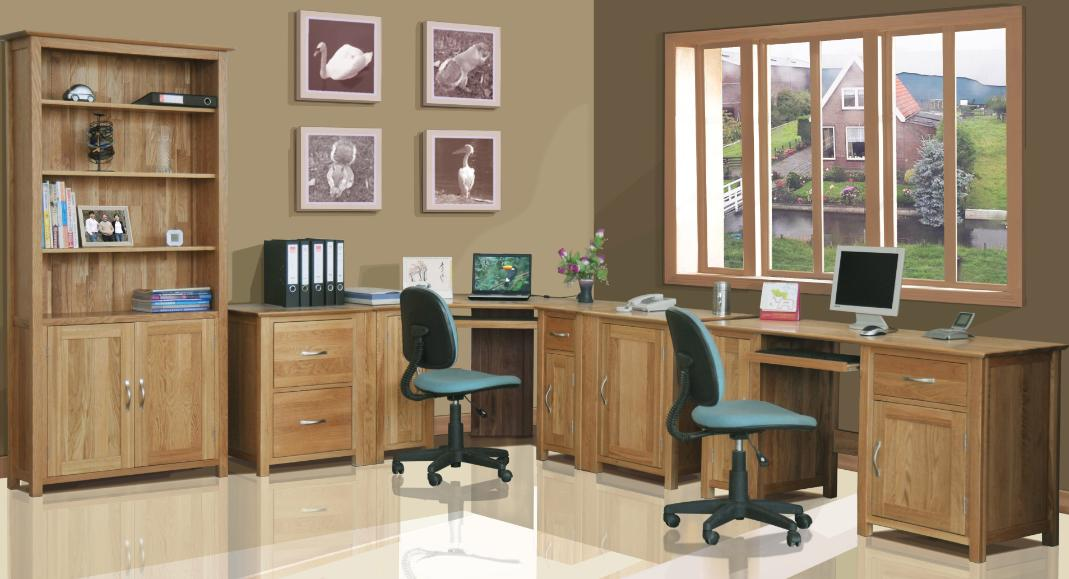 Beautiful Home Office Furniture Oak Home Office Furniture Wild 2 Nightvaleco