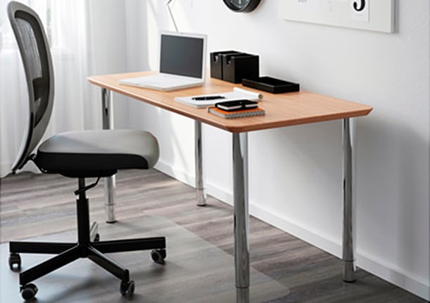 Beautiful Home Office Table And Chair Desks For Home Office Ikea
