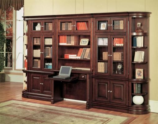 Beautiful Home Office Wall Unit Dazzling Ideas Home Office Wall Units Innovative Hooker Furniture