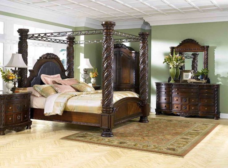 Beautiful King Size Bedroom Set Ashley Furniture 17 Best Ashley Furniture Bedroom Sets Images On Pinterest