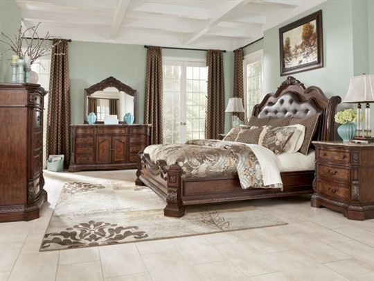 Beautiful King Size Bedroom Set Ashley Furniture Ashley Furniture Bedroom Sets Also With A Silver Bedroom Set Also