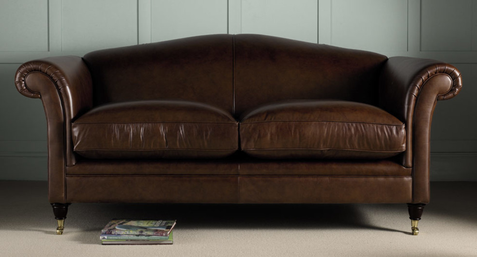 Beautiful Laura Ashley Leather Sofa Made To Order Sofas Gloucester Leather Range Laura Ashley