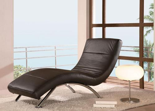 Beautiful Leather Chaise Lounge Chairs Indoors Furniture Accessories Comfy White Modern Chaise Lounge Chairs