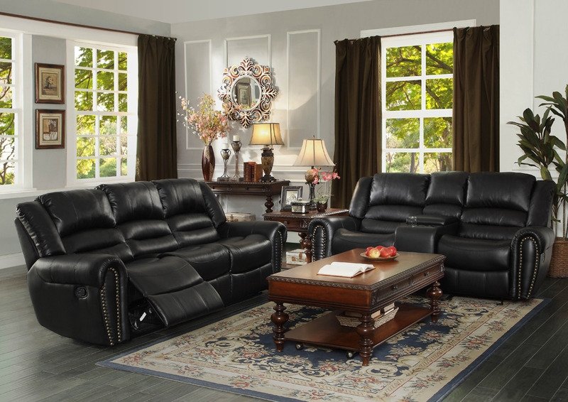 Beautiful Leather Sofa And Loveseat Reclining Leather Sofa And Loveseat Set Foter