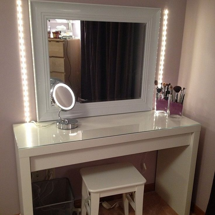 Beautiful Makeup Table And Mirror Best 25 Makeup Table With Lights Ideas On Pinterest Vanity