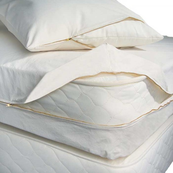 Beautiful Mattress Pad And Cover Certified Organic Bed Bug Mattress Barrier Cover Protector Lifekind
