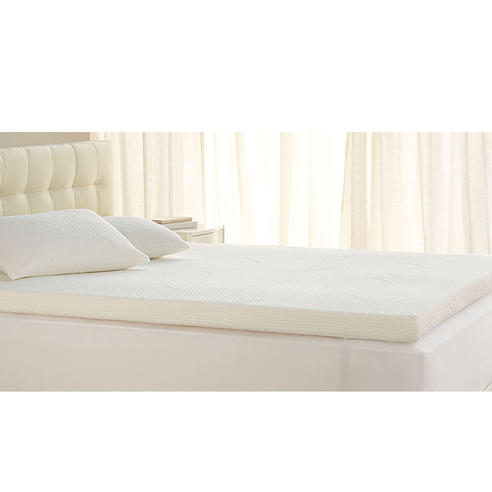 Beautiful Memory Foam Mattress Topper Queen Tempurpedic Memory Foam Mattress Topper Brookstone