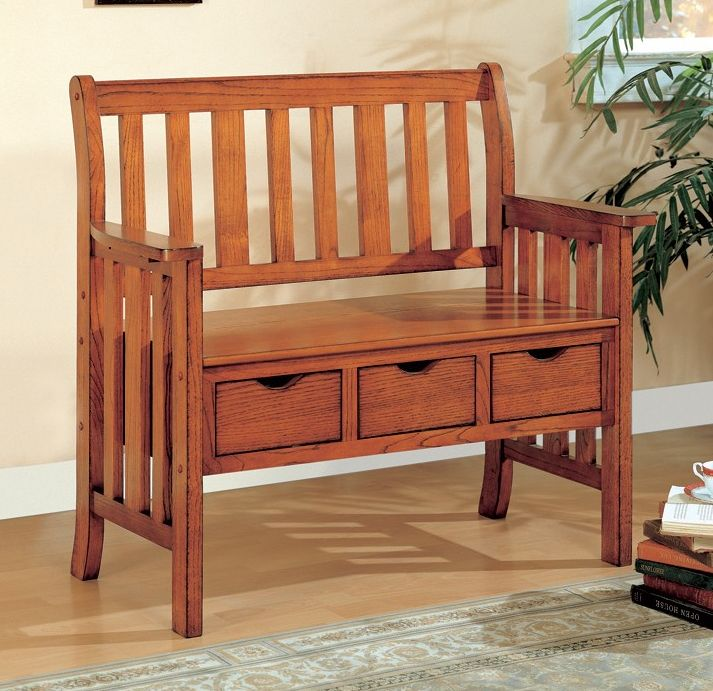 Beautiful Mission Style Furniture Brown Mission Style Storage Bench Benches