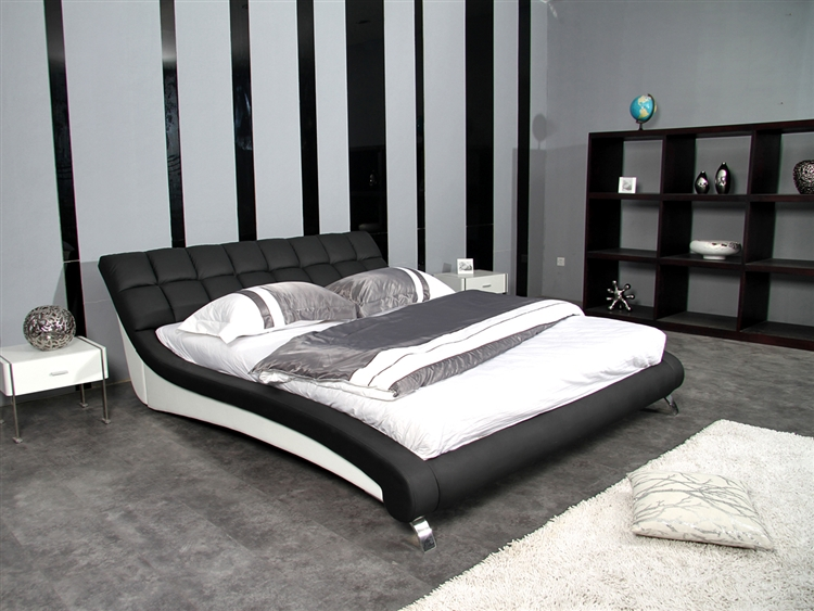 Beautiful Modern Cal King Bed California King Bed Frame