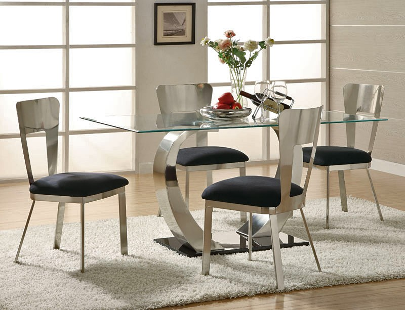 Beautiful Modern Dining Room Table And Chairs Modern Style Dining Room Set