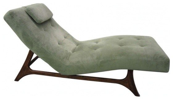 Beautiful Modern Indoor Chaise Lounge Midcentury Modern Chaise Midcentury Indoor Chaise Lounge