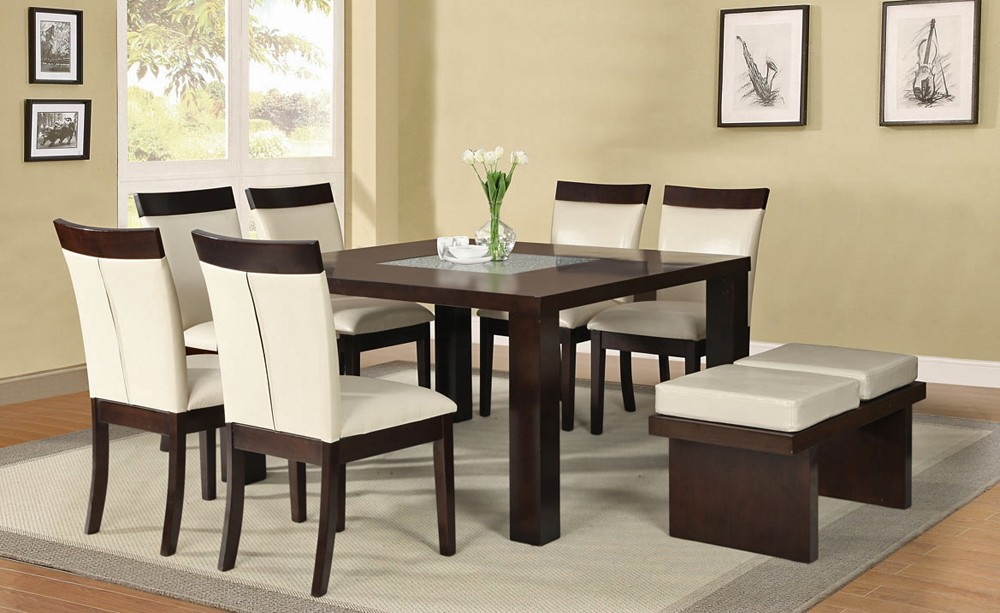 Beautiful Modern Square Dining Table Square Dining Table Set