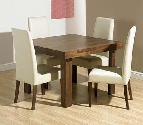 Beautiful Modern Square Dining Table Square Dining Tables For 4 Insurserviceonline