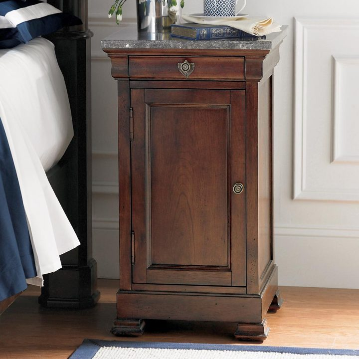 Beautiful Narrow Bedside Table With Drawers Nightstand Splendid Tall Narrow Nightstand Bedside Table Lamps
