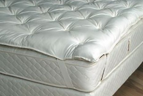 Beautiful Non Toxic Memory Foam Topper Organic Mattress Toppers Made With Wool Or Natural Latex