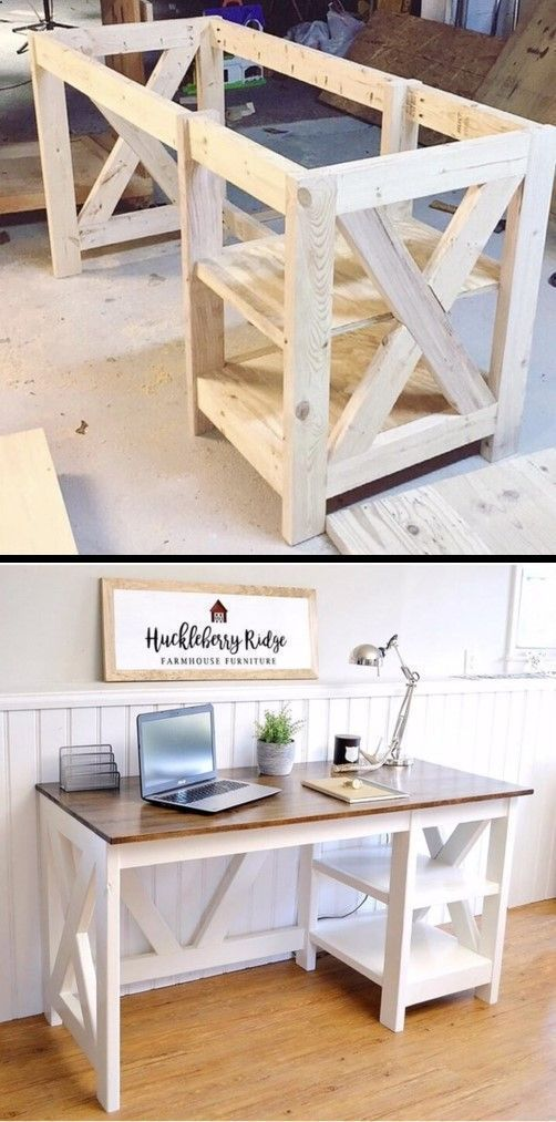 Beautiful Office Desk Design Plans 42 Gorgeous Office Desk Ideas For Your Home White Subway Tiles