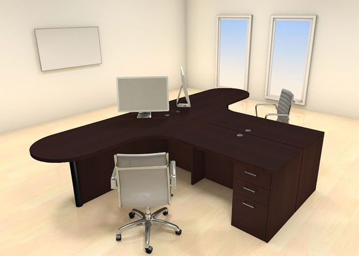 Beautiful Office Furniture For Two 17 Best Office Images On Pinterest Office Desks Office