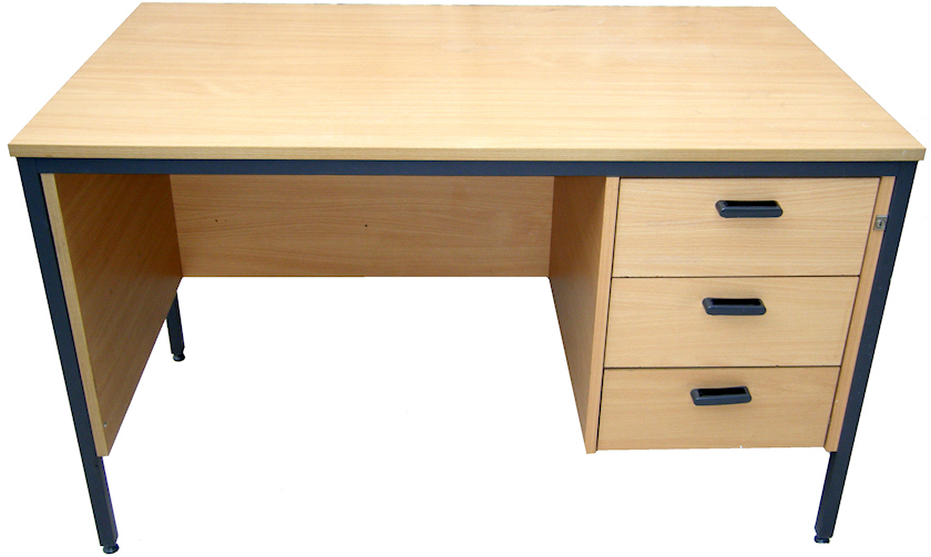 Beautiful Office Table With Drawers Office Desk With Drawers 29570 Interior Design