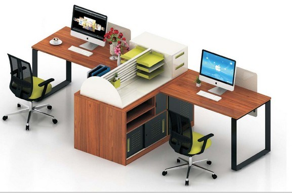 Beautiful Office Workstation Computer China Big Size Wooden Office Furniture Computer Table Office