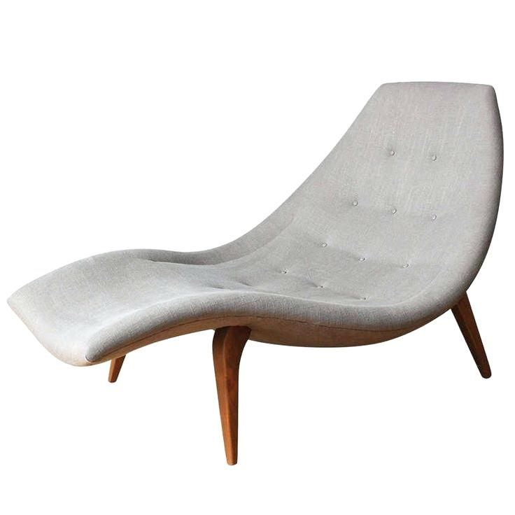 Beautiful Overstuffed Chaise Lounge Chairs Chaise Lounge Mid Century Modern Living Room Awesome Modern