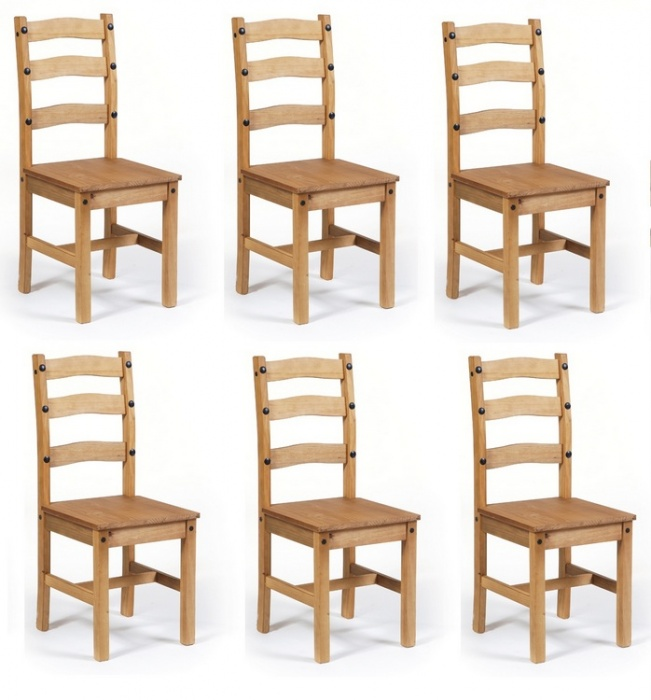 Beautiful Pine Dining Chairs Abdabs Furniture Corona Pine Dining Chairs Set Of Six