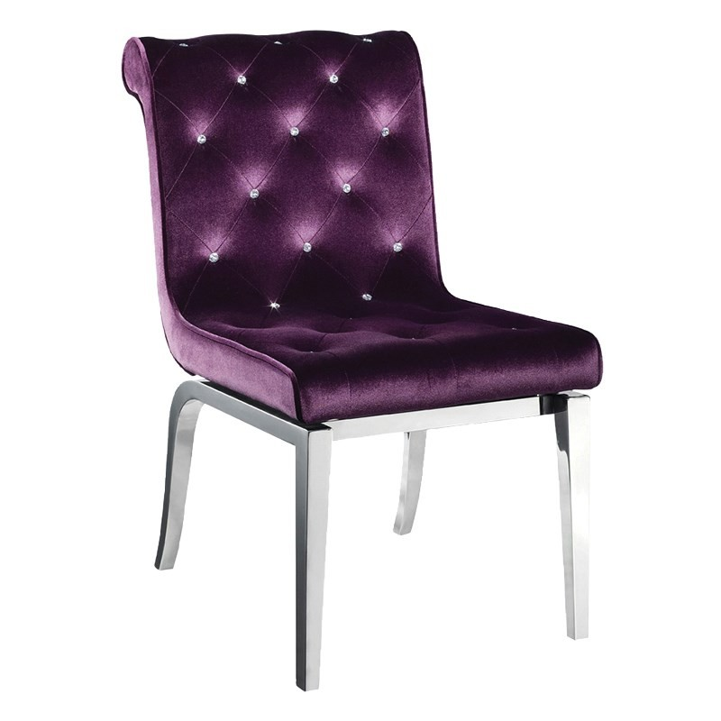 Beautiful Purple Dining Chairs Alluring Purple Bedroom Chair And Purple Chairs For Bedroom Photos