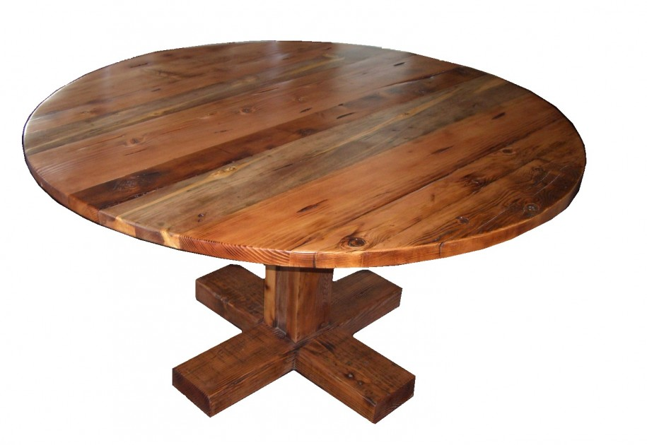 Beautiful Round Table Wood Beauty Dining Room Designs Red Wood Rustic Dining Table Black