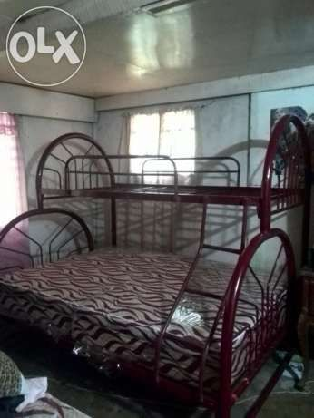 Beautiful Second Hand Bed Frames View Rush Selling Double Deck Brace With Free Queen Size Bed For