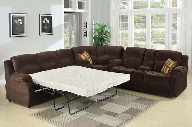 Beautiful Sectional Sleeper Sofa With Recliners Leather Sectional Sleeper Sofa With Recliners Ansugallery