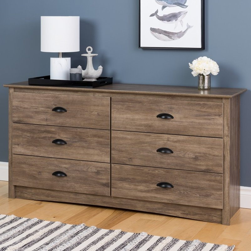 Beautiful Short Wide Chest Of Drawers Gray Dressers Chest Of Drawers Youll Love Wayfair