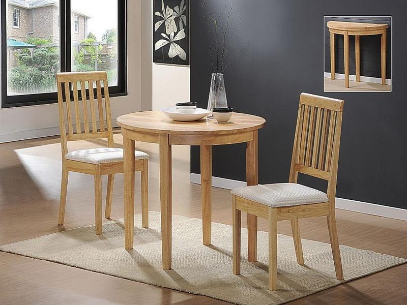 Beautiful Small Round Dining Table For 2 Miscellaneous Small Kitchen Table And 2 Chairs Interior