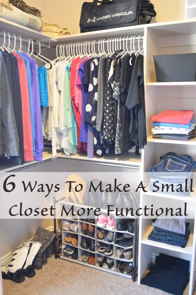 Beautiful Small Walk In Closet Organization Ideas Best 25 Walk In Closet Organization Ideas Ideas On Pinterest