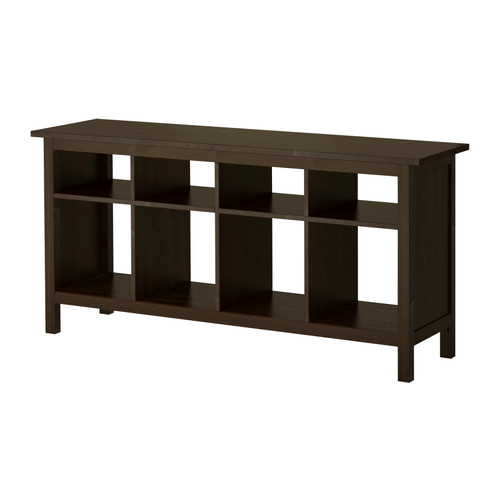 Beautiful Sofa Table Ikea Hemnes Console Table Black Brown Ikea