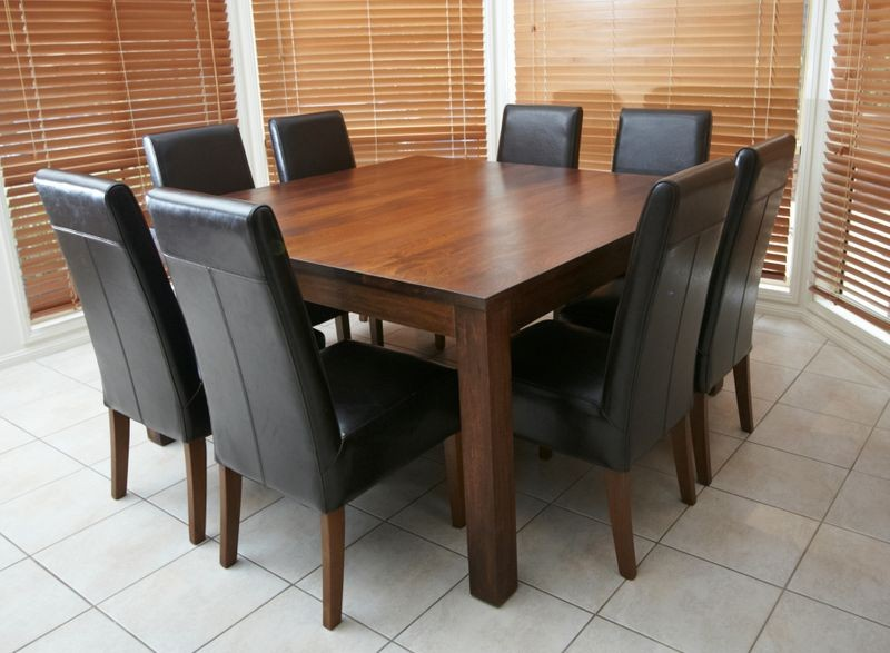 Beautiful Square Dining Table For 8 Square Dining Table For 8 Interior Exterior Doors